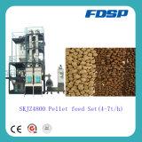 Kleinkapazitätszufuhr-Tausendstel-Pflanzengarnele-Zufuhr-Produktionszweig