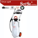 Пластиковый Seesa Shixia оптовой 12L 16L прибора в саду с другой стороны сельского хозяйства Handcart сжатия давления насоса опрыскивателя (SX-CS12L, SX-CS16L)