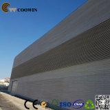 Звукоизоляционный Siding стены WPC декоративный (Анти--UV)
