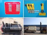 الصين رخيصة [100م] [دفق-100و] [دث] مطرقة ماء بئر يحفر آلة