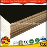 La madera contrachapada/la película Shuttering del color de Brown hizo frente a la madera contrachapada con la mejores calidad y precio (el pegamento de WBP/Melamine/Mr)