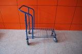 Chariot de supermarché entrepôt chariot de la cargaison de fret