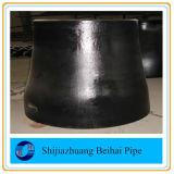 ANSI B16.9 de montaje del tubo de acero al carbono Sch40 Reductor concéntricos