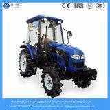 Trator da exploração agrícola do motor Diesel da fonte 70HP da fábrica/Deutz/Yto/Agricultural com quatro rodas