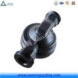 Moulage au sable malléable personnalisé pour la pompe à engrenages avec l'OIN