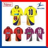 Le Mens a sublimé le modèle de chemises de Jersey de rugby