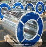 Tôle d'acier enduite laminée à froid plongée chaude de Galvalume d'Aluzinc pour la construction
