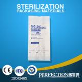 Bolsos de empaquetado de la esterilización de papel de la autoclave