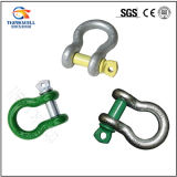Forged Steel Screw Pin G209 Anchor Bow Shackle