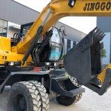 La fábrica de excavadoras de alta calidad para construcción