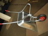 Schubkarre mit galvanisiertem Eber Wb5206, Handtruck