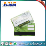 RFID Belüftung-StandardChipkarte Cr80 mit magnetischem Streifen