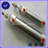 중국 압축 공기를 넣은 제조자 작은 압축 공기를 넣은 실린더 소형 압축 공기를 넣은 실린더 압축공기 실린더
