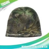 Striped шлемы жаккарда акриловым связанные Beanie с вышивкой логоса (022)