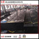 高品質の構造の建物のための黒い空セクション管か管