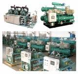 Unidad del compresor y el sistema de refrigeración