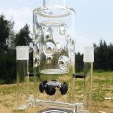 De elektromagnetische Rokende Waterpijpen van het Glas van het Ontwerp van de Vorm van de Toren (S-GD-282)