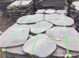 Pietra del giardino, Steppers di pietra, pietra facente un passo del basalto casuale rotondo di figura
