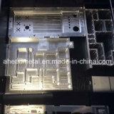 Части CNC подвергая механической обработке для приспособления промышленной автоматизации