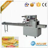 Precio automático completo de alta velocidad de la máquina del paquete de las tortillas
