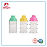 3 Schichten multi Funktionsbaby-Milch-Puder-Zufuhr-