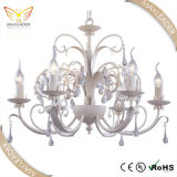 Leuchter Light von Creative White Glass Newest Flower Chandeliers (MD9376)