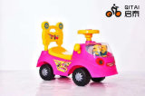 China Car Carro de movimento de torção do bebê bebê Walker Kids Brinquedos de Scooter