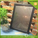 Acero inoxidable grabado al por mayor de la textura de China para el revestimiento de la pared exterior