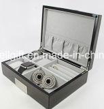 Людей устроителя высокого кольца Cufflink подарка типа коробка ювелирных изделий упаковывая