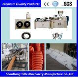 Vorbildliches Stahlwicklungs-Rohr-Plastikextruder-Zeile