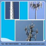 자활하는 단 하나 관 커뮤니케이션 안테나 탑