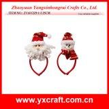 Vente directe de bandeau en bloc de Noël de la décoration de Noël (ZY16Y179-1-2-3 27CM)
