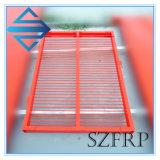 Corrimano industriale del balcone della scala della vetroresina di FRP