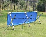 Hightの品質の木の折る折畳み式ベッドのキャンプの折畳み式ベッド