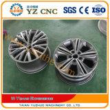 Wrc30合金の車輪CNCの旋盤機械指定