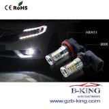 H8 LED 안개등 또는 주간 야간 항행등 전구