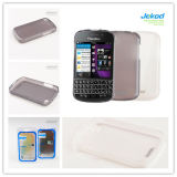 Caso Telefone TPU para Blackberry Q10