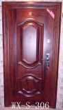 高品質の鋼鉄機密保護のドア(WX-S-104)