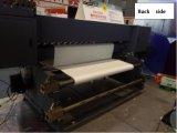 Impressora por sublimação de têxteis de 2m com quatro cabeças de 5113 Corpo forte