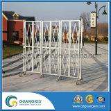 Sicherheits-Auto-zusätzlicher dringender beweglicher horizontaler Aluminiumzaun