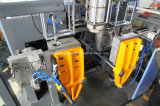 PE, PP 의 HDPE 병을%s 가득 차있는 자동적인 밀어남 중공 성형 기계
