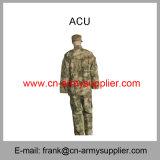 軍隊の衣類軍の衣服Acuデジタルカムフラージュの警察はユニフォームを戦う