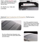 Bridgelux LED 90W Chips Lampadaire de RUE IP65 et IK08 , Lm - 79