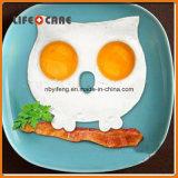 متعدّد أشكال سليكوون بيضة مشكّل قالب