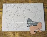 Casse-tête de papier de taille d'ours