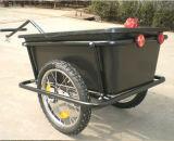 Trailer de quintal de bicicleta de alta capacidade