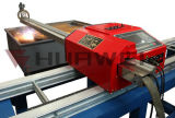 Flamme CNC Portable Oxy carburant Machine de découpe Plasma Cutter (HNC-1800W)