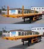 3 Aanhangwagens van de Aanhangwagen/van de Tanker van de Mixer van het Beton/van het Cement van assen de Semi