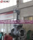 Class150 Class300 Class600 Wcb Flange Gate Valve