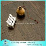 Suelo rojo dirigido 003 de Oka del suelo de madera dura de Kok